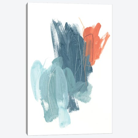 Blaze III Canvas Print #JEV1671} by June Erica Vess Canvas Wall Art