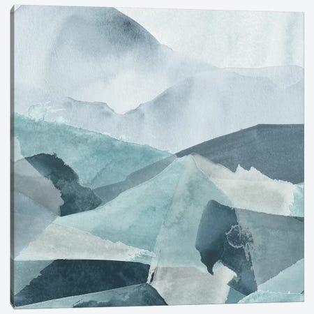 Blue Range IV Canvas Print #JEV1676} by June Erica Vess Canvas Art Print