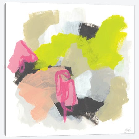 Capriccio II Canvas Print #JEV1682} by June Erica Vess Art Print