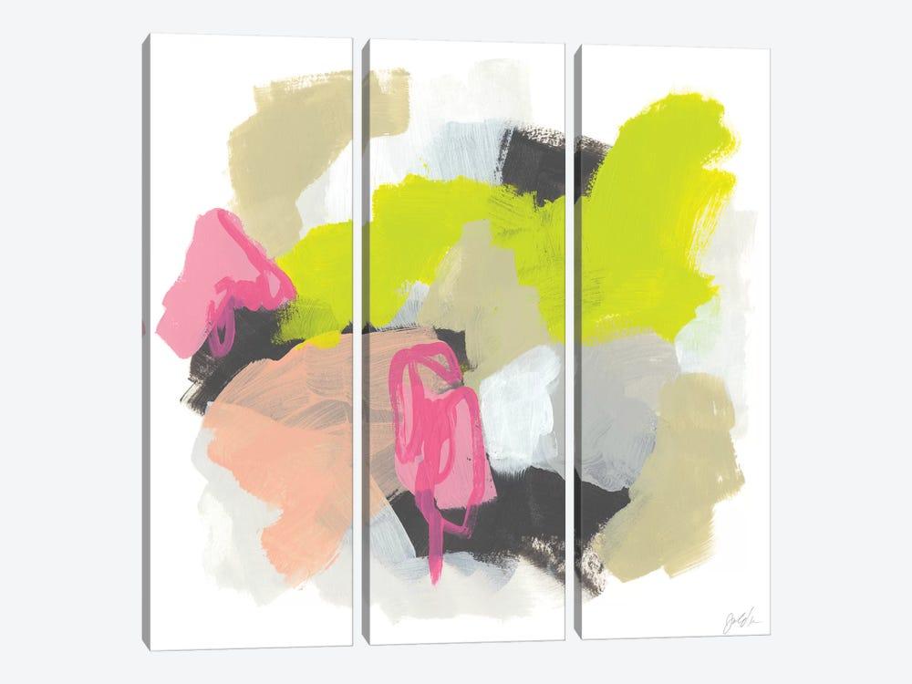 Capriccio II by June Erica Vess 3-piece Art Print