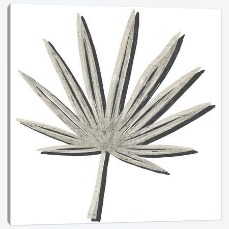 Cut Paper Palms IV Canvas Print #JEV1694} by June Erica Vess Canvas Print