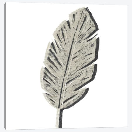 Cut Paper Palms V Canvas Print #JEV1695} by June Erica Vess Canvas Art Print