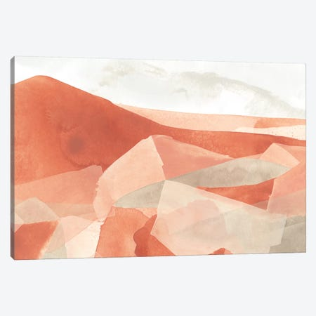 Desert Valley I Canvas Print #JEV1699} by June Erica Vess Canvas Art