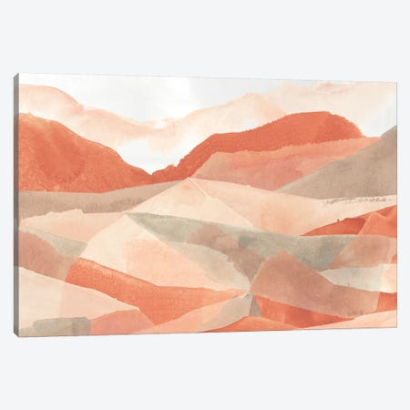 Desert Valley II Canvas Print #JEV1700} by June Erica Vess Canvas Wall Art