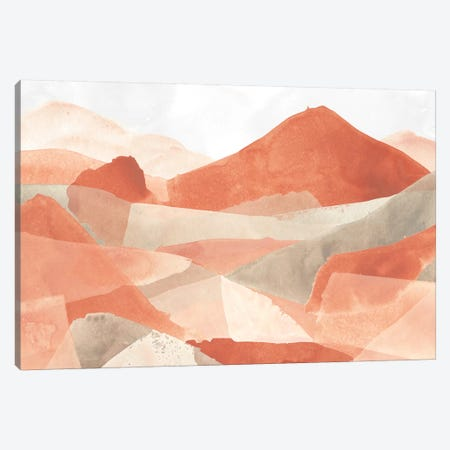 Desert Valley III Canvas Print #JEV1701} by June Erica Vess Canvas Artwork