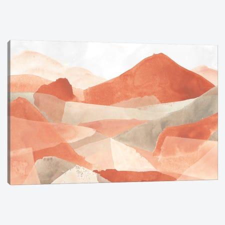 Desert Valley III 3-Piece Canvas #JEV1701} by June Erica Vess Canvas Artwork