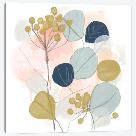 Floral Mazurka I 3-Piece Canvas #JEV1711} by June Erica Vess Art Print