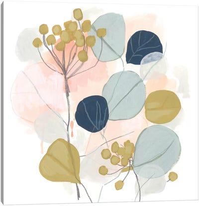 Floral Mazurka I Canvas Art Print