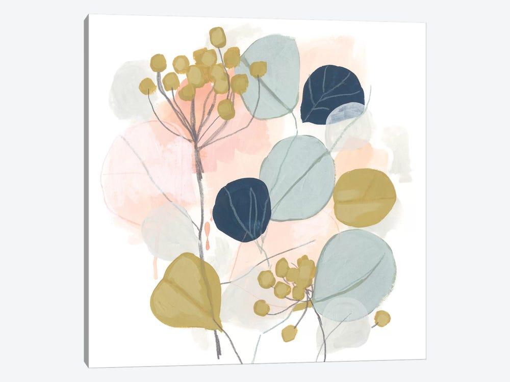 Floral Mazurka I by June Erica Vess 1-piece Canvas Art