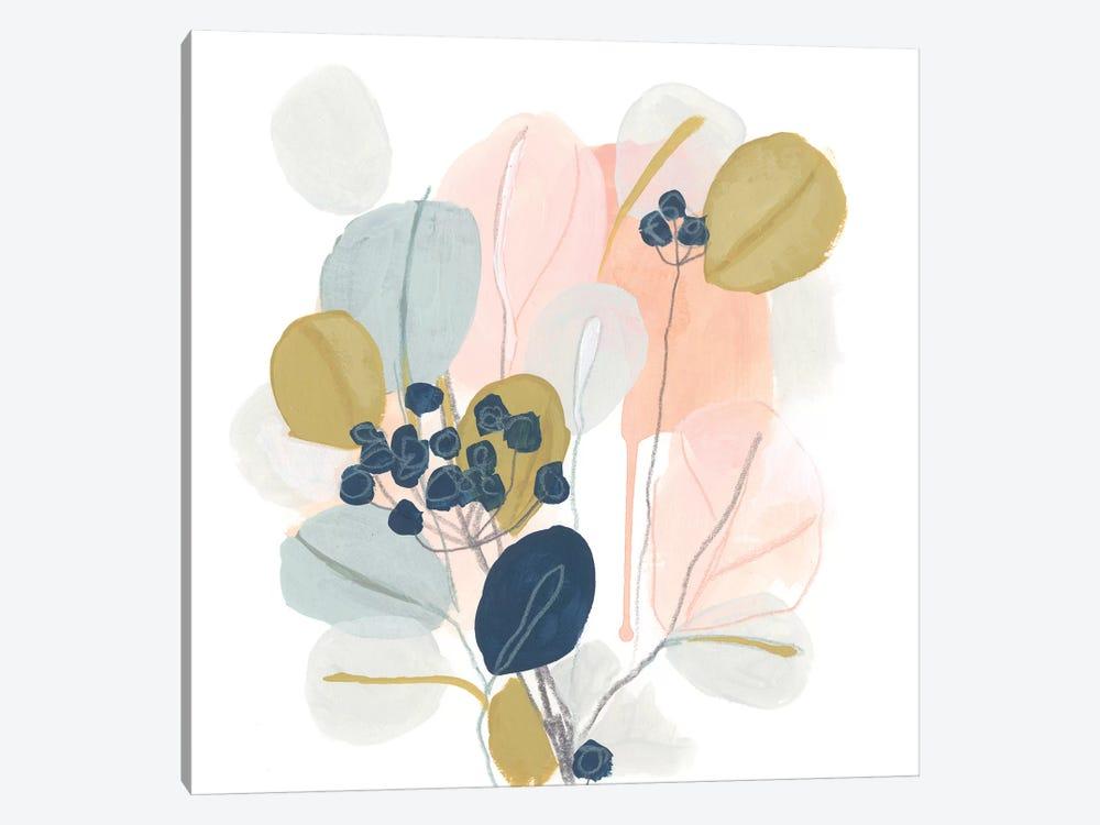 Floral Mazurka III by June Erica Vess 1-piece Canvas Art