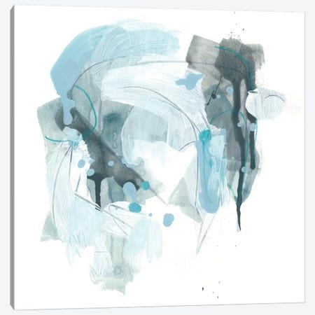 Liquid Notation I Canvas Print #JEV1727} by June Erica Vess Canvas Print