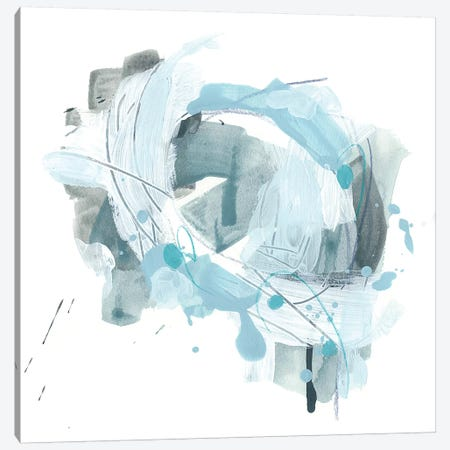 Liquid Notation III 3-Piece Canvas #JEV1729} by June Erica Vess Canvas Wall Art
