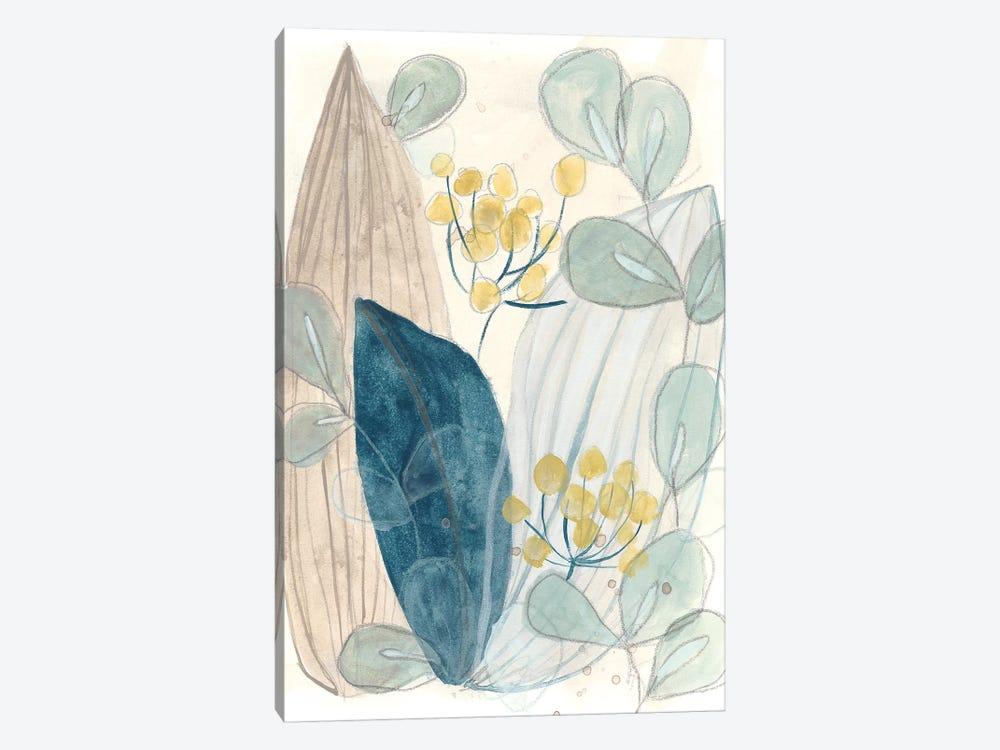 Terra Garden I by June Erica Vess 1-piece Canvas Artwork