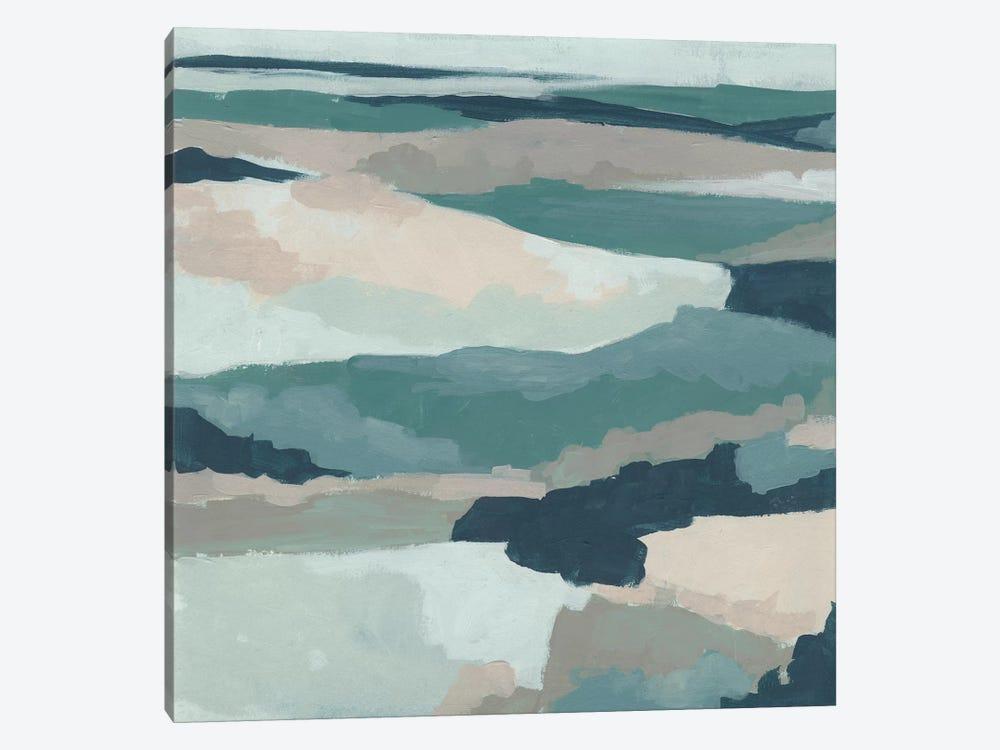 Blue Vista I by June Erica Vess 1-piece Art Print