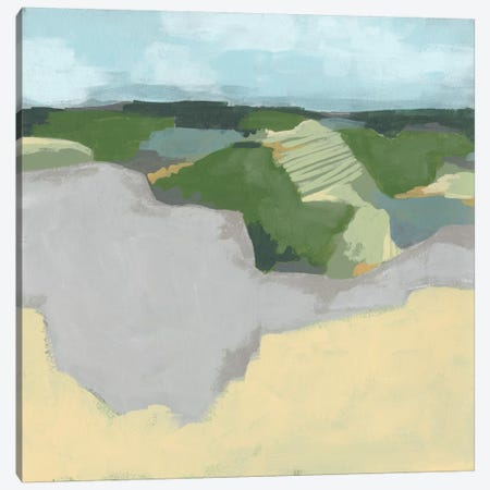 Far & Away II Canvas Print #JEV1764} by June Erica Vess Canvas Print