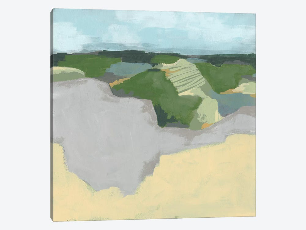 Far & Away II by June Erica Vess 1-piece Canvas Artwork