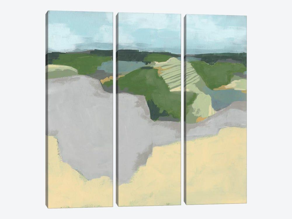 Far & Away II by June Erica Vess 3-piece Canvas Artwork