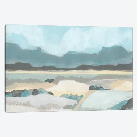 Mountain Valley Vista II Canvas Print #JEV1776} by June Erica Vess Canvas Wall Art