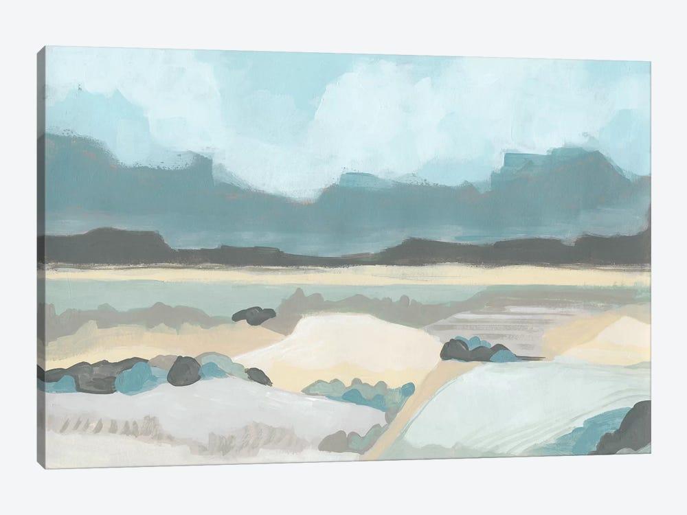 Mountain Valley Vista II by June Erica Vess 1-piece Canvas Print