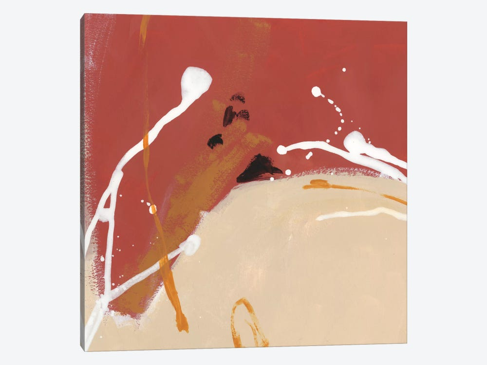Molecular Dynamics II by June Erica Vess 1-piece Canvas Art Print