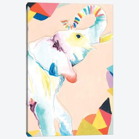 Safari Party III Canvas Print #JEV1793} by June Erica Vess Canvas Print