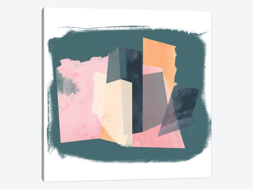 Paper Mirage II by June Erica Vess 1-piece Canvas Art Print