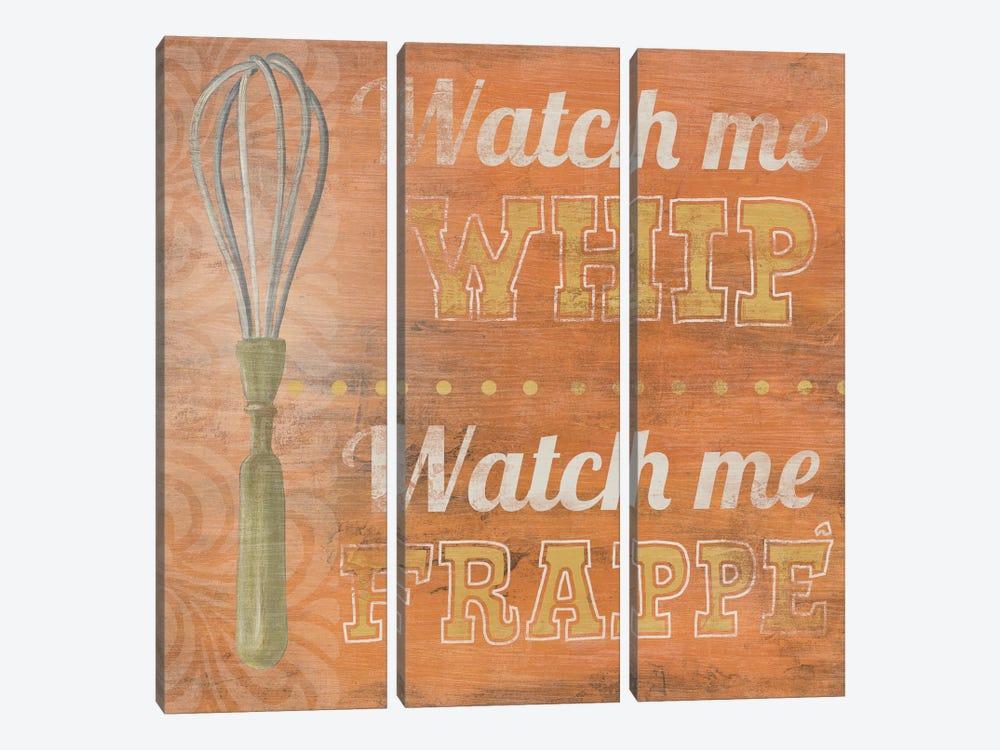 Hip Kitchen IV by June Erica Vess 3-piece Canvas Artwork
