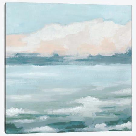 Tidal Prose I Canvas Print #JEV1802} by June Erica Vess Canvas Art Print