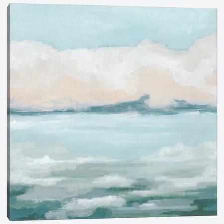 Tidal Prose II Canvas Print #JEV1803} by June Erica Vess Canvas Print