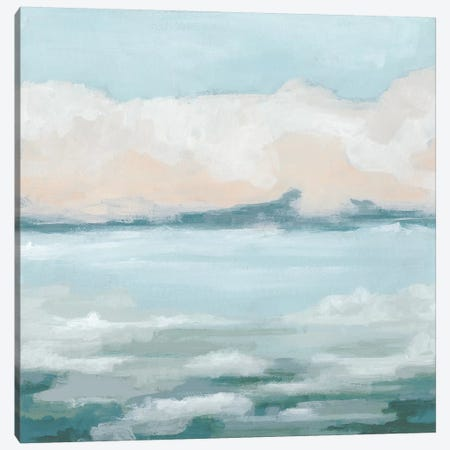 Tidal Prose II 3-Piece Canvas #JEV1803} by June Erica Vess Canvas Print