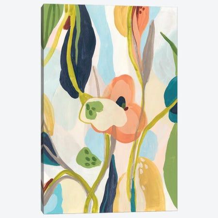 Jungle Jewels III Canvas Print #JEV1809} by June Erica Vess Canvas Art Print