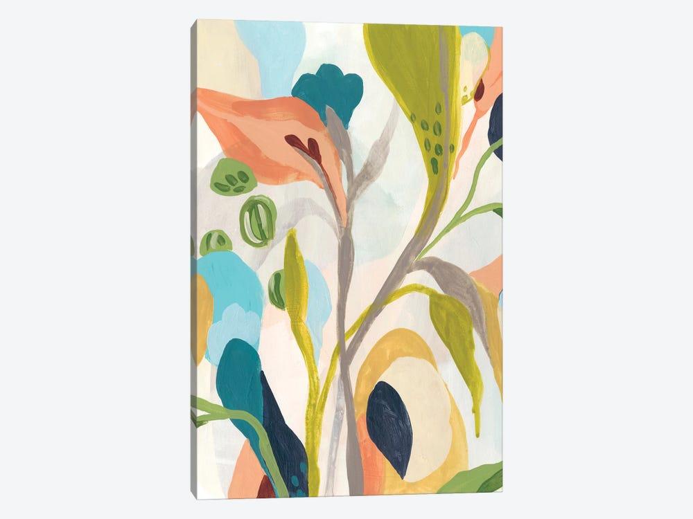 Jungle Jewels IV by June Erica Vess 1-piece Canvas Art Print