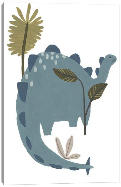 Mighty Dino I Canvas Art Print