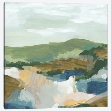 Plein Air Primitive II Canvas Print #JEV1822} by June Erica Vess Art Print