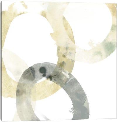 Neutral Halo I Canvas Print #JEV182