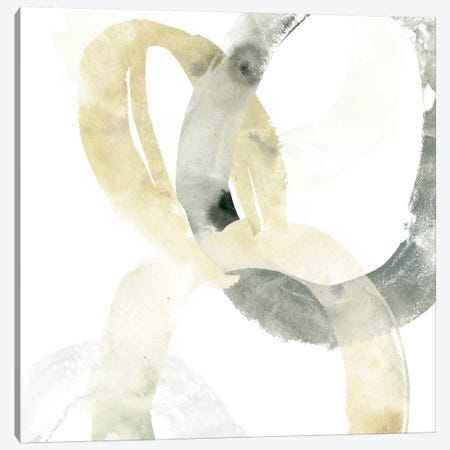Neutral Halo II Canvas Print #JEV183} by June Erica Vess Canvas Print