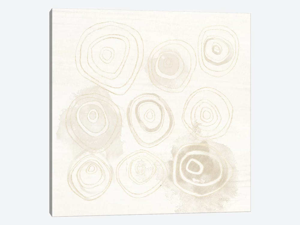 Neutral Logic I by June Erica Vess 1-piece Art Print