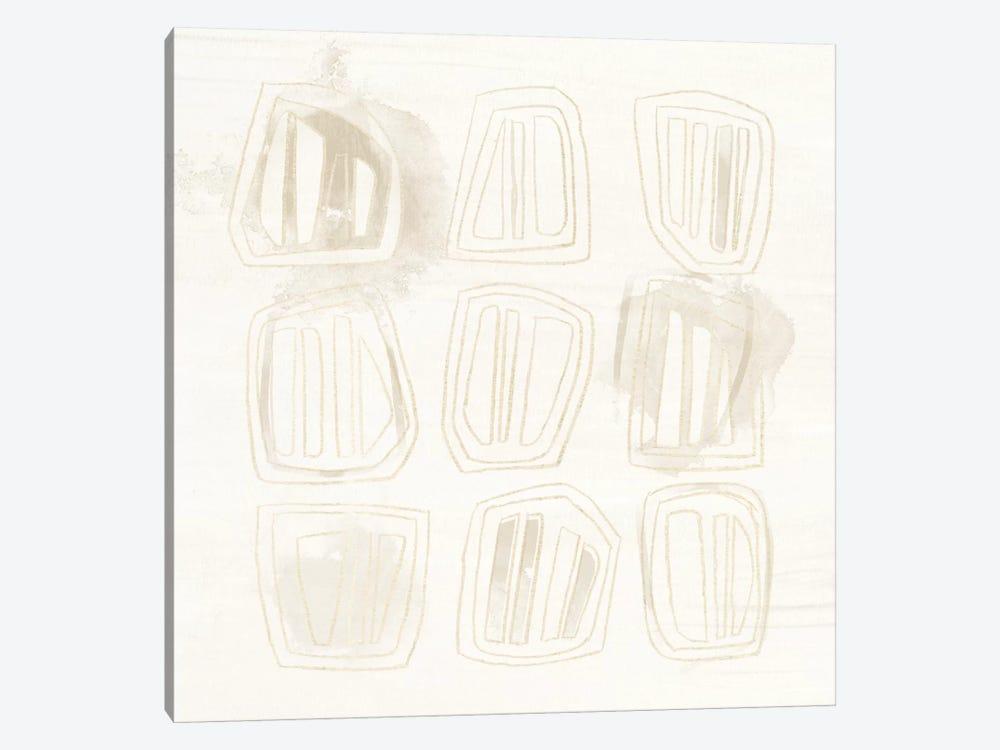 Neutral Logic II by June Erica Vess 1-piece Canvas Art