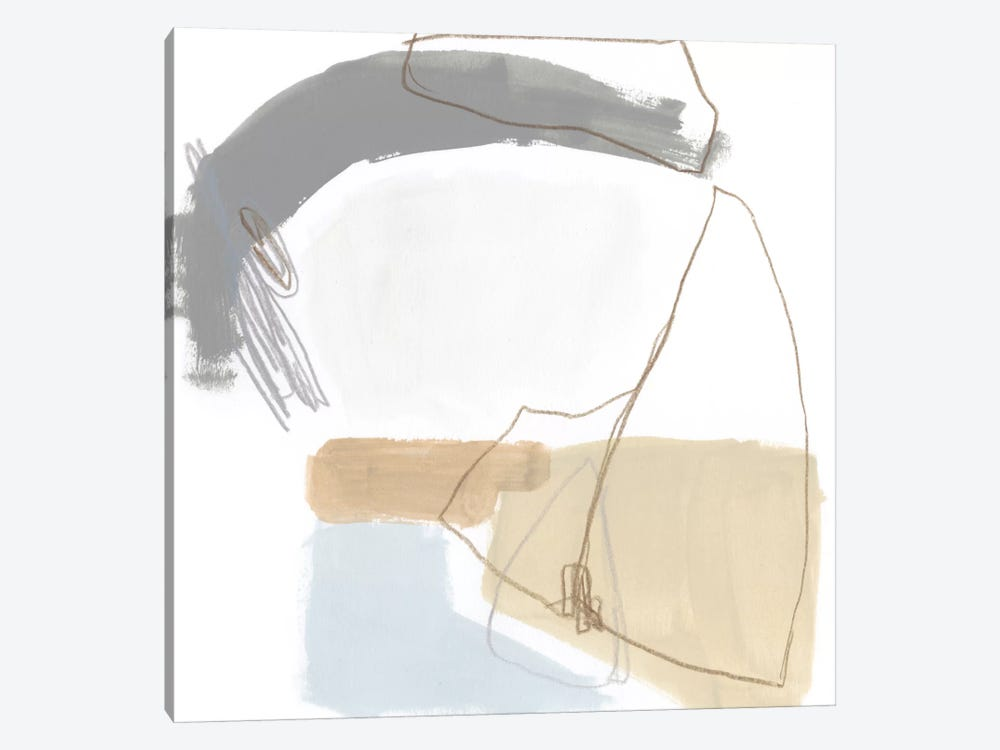 Overture II by June Erica Vess 1-piece Canvas Artwork