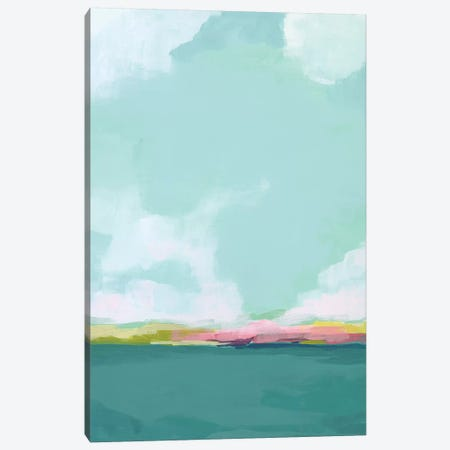 Island Horizon II Canvas Print #JEV1901} by June Erica Vess Canvas Art