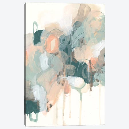 Atmospheric Abstract I Canvas Print #JEV1933} by June Erica Vess Art Print