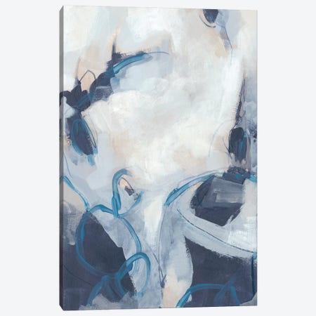 Blue Process I Canvas Print #JEV1935} by June Erica Vess Canvas Art