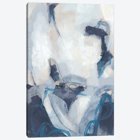 Blue Process II Canvas Print #JEV1936} by June Erica Vess Canvas Artwork