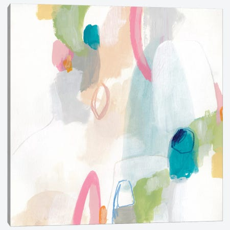 Candy Jacket I Canvas Print #JEV1945} by June Erica Vess Canvas Art Print