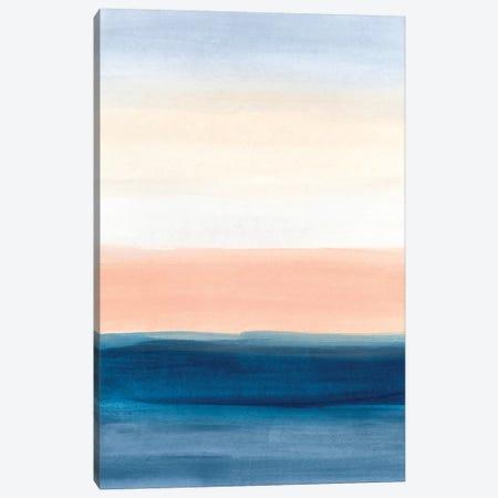 Coastal Strata III 3-Piece Canvas #JEV1955} by June Erica Vess Canvas Art
