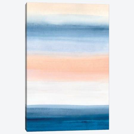 Coastal Strata IV 3-Piece Canvas #JEV1956} by June Erica Vess Canvas Artwork