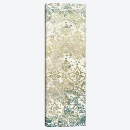 Emerald Textile I Canvas Print #JEV1965} by June Erica Vess Canvas Print