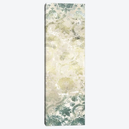 Emerald Textile II 3-Piece Canvas #JEV1966} by June Erica Vess Canvas Art Print