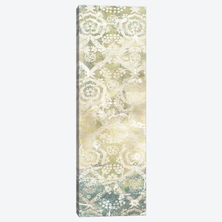 Emerald Textile III 3-Piece Canvas #JEV1967} by June Erica Vess Canvas Print