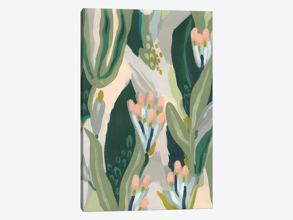 Floral Impulse I by June Erica Vess 1-piece Canvas Art Print